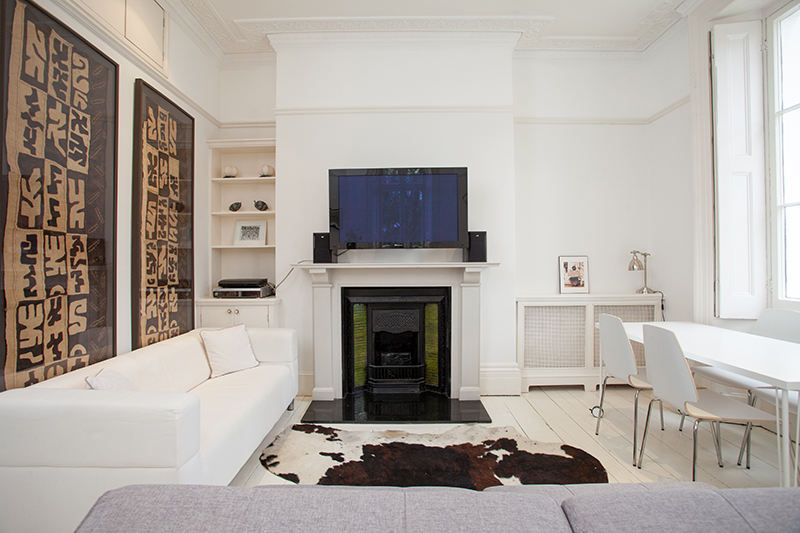norland square living room