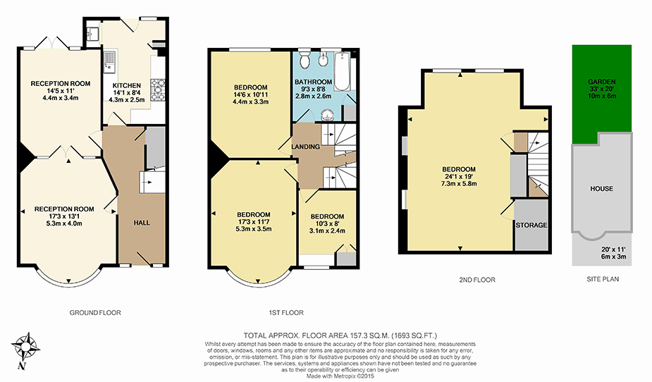 High-quality floor planning | Property floor plans London