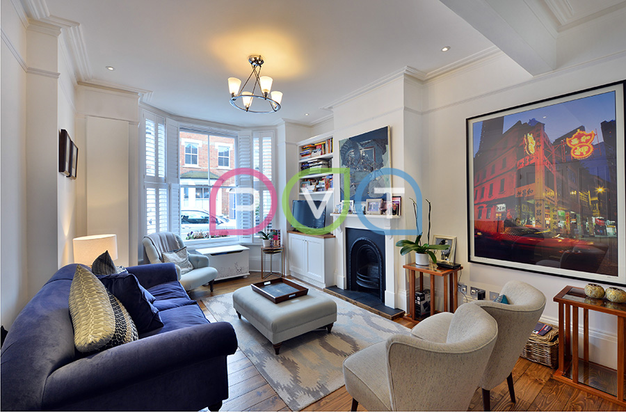 Prospect Road Property Photography | Living Room